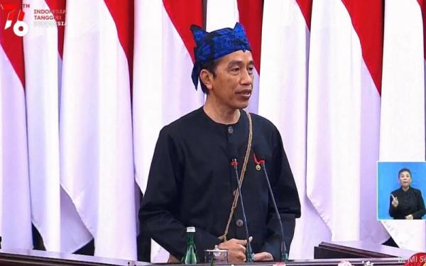 Jokowi: Transformasi Menuju Energi Baru & Terbarukan