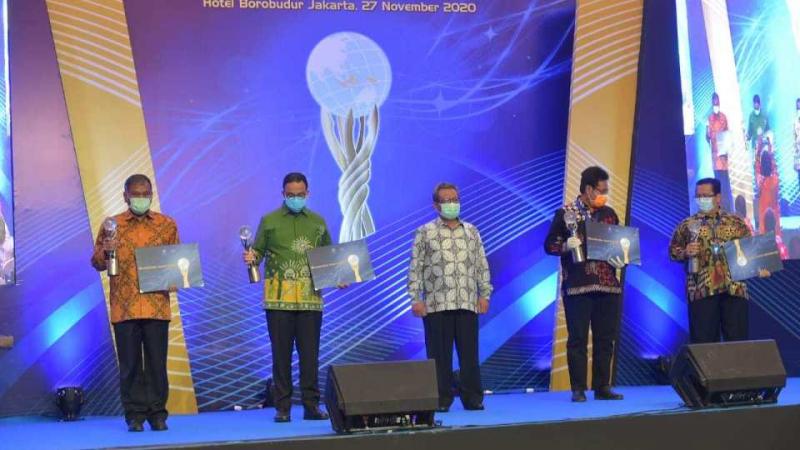 Kementeria ESDM Sukses Raih Gelar Terbaik Ajang Bhumandala Kanaka