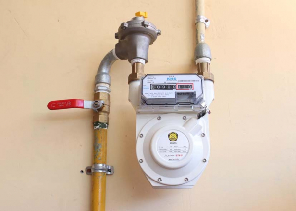 Kementerian ESDM Lakukan Gas In Jargas Kota Cirebon