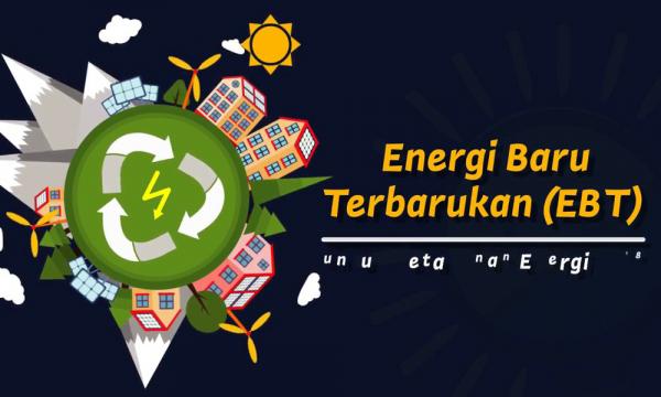 Kenali Energi Fosil, Baru, dan Terbarukan