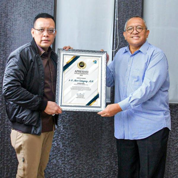 Langkah Listrik Indonesia Beri Apresiasi Stakeholder Kelistrikan & Energi