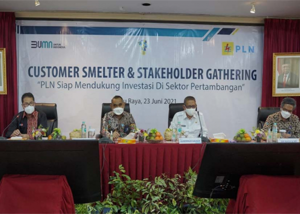 Listrik Andal, PLN Siap Dukung Sektor Bisnis hingga Tambang di Kalimantan