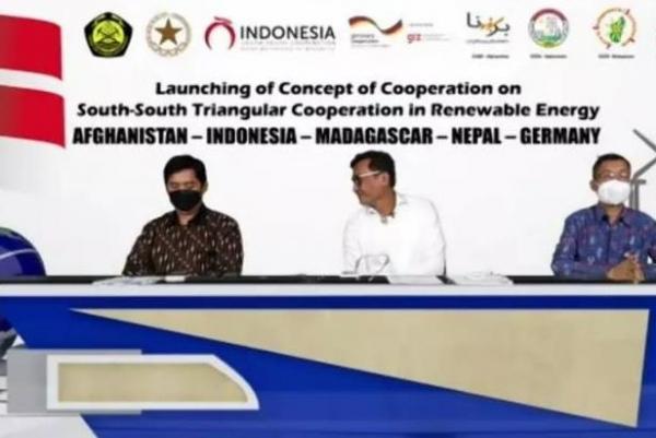 Majukan Energi Terbarukan di Negara Berkembang, Indonesia Gagas SSTC RE