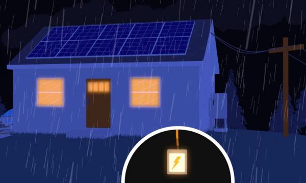 Menghitung Kebutuhan Baterai Panel Surya Rumah