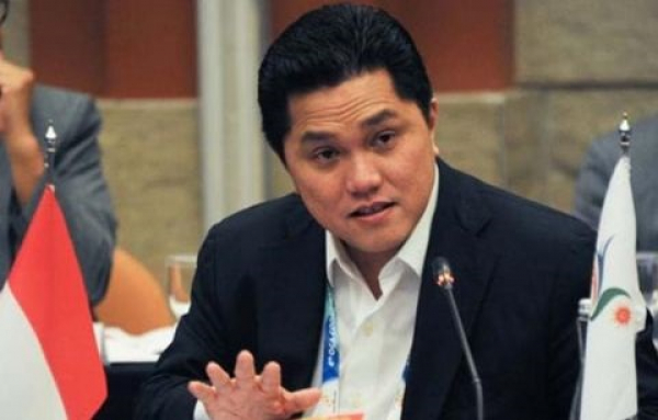 Menteri BUMN Erick Thohir Rombak Direksi PT PAL