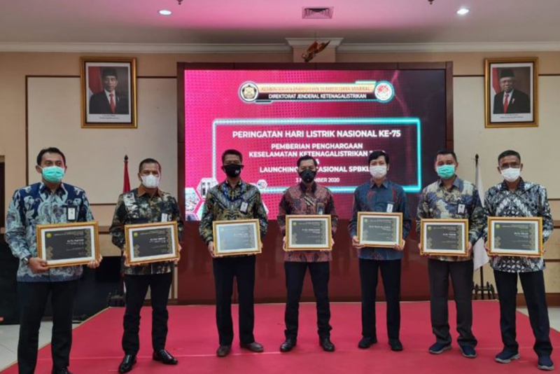 Nyaris Sempurna, PJB Raih Nilai Tertinggi Penghargaan K2 Untuk Lima Unit Pembangkit