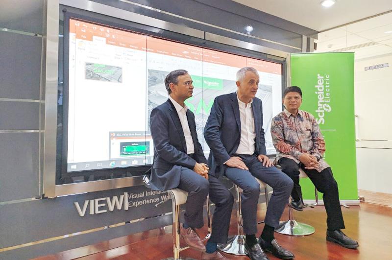 Smart Factory Schneider Cikarang, Terbesar di Asia Gunakan Teknologi IoT dan EBT