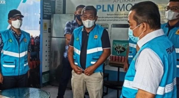 Pasca Lebaran, PLN UPKD Pekanbaru Pantau Keandalan Sistem Kelistrikan