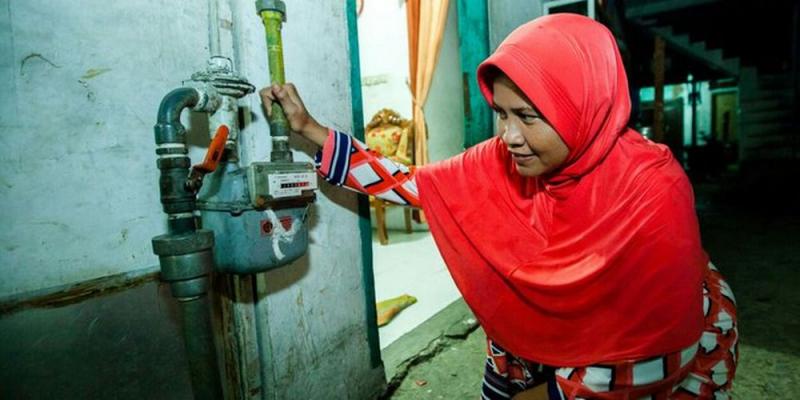 Pemerintah Pastikan Harga Gas Pipa Rumah Tangga Lebih Murah Dari LPG