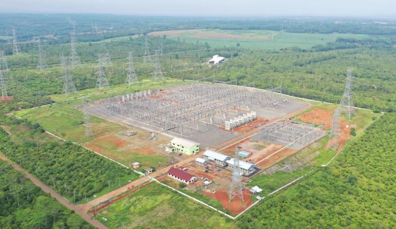 PLN Operasikan GITET 500 kV Pemalang-Batang Extention