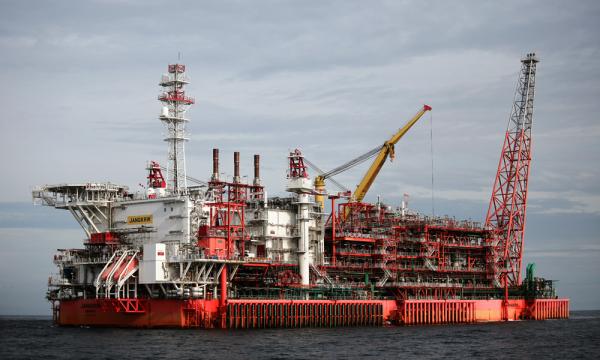 Proyek Laut Dalam Lapangan Gas Merakes Mulai Produksi