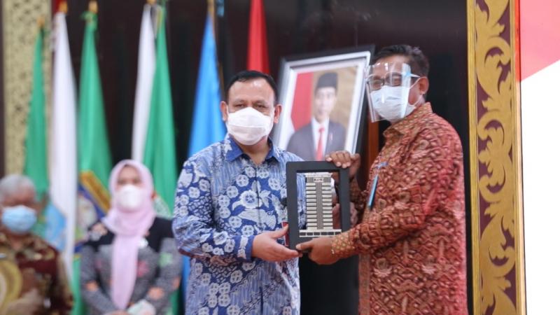Terus Bersinergi, KPK - PLN - ATR/BPN Kembali Selamatkan 3.011 Persil Tanah Negara di Sumsel dan Sumut