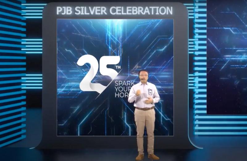 Ulang Tahun Perak, PJB Perkuat Digitalisasi Power Plant