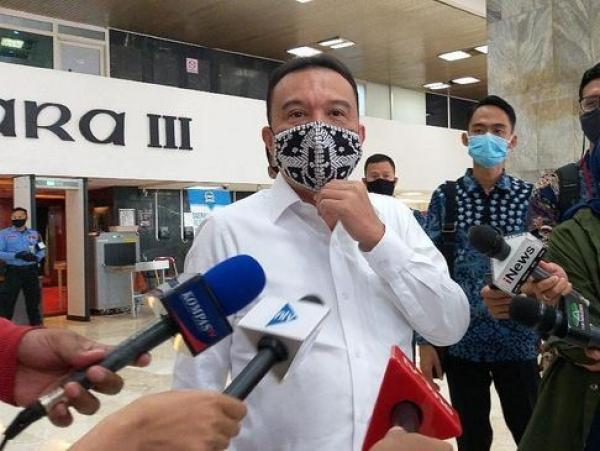 Wakil Ketua DPR RI Tanggapi Interupsi Pembubaran Komisi VII