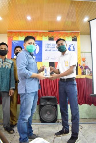 Photo of Peduli Pendidikan, Medco Group Donasikan 1000 Gawai