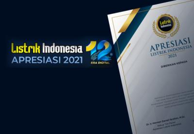 Photo of Penghargaan Apresiasi Untuk Prestasi, Komitmen dan Apresiasi MLI Bagi Sektor Kelistrikan dan Energi