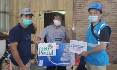 Photo of Penyambungan Listrik Gratis bagi Pelanggan Terdampak Gempa Mamuju dan Majene