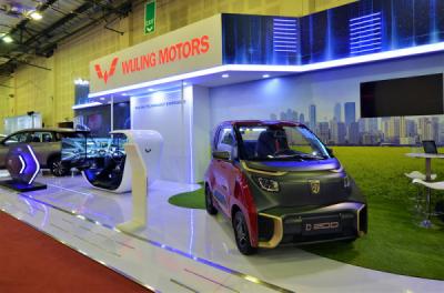 Photo of Pernah Tampil di IEMS 2019, Wuling Semakin Yakin Masuk Industri Kendaraan Listrik Indonesia
