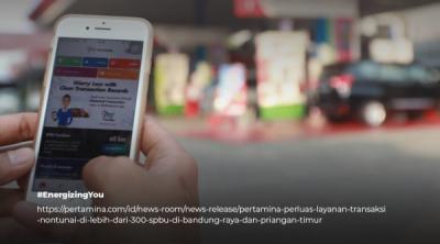 Photo of Pertamina Tambah Layanan Transaksi Nontunai di Lebih Dari 300 SPBU