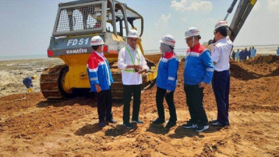 Photo of Pertamina Terus Menyelesaikan Lahan Untuk Kilang Tuban