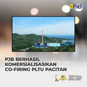 Photo of PJB Sukses Komersialisasikan Co-Firing PLTU Pacitan