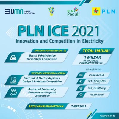 Photo of PLN Gelar Kompetisi Karya Kelistrikan