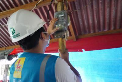 Photo of PLN Listriki Desa Tayando Yamtel Tual Maluku, Kualitas Tangkapan Ikan Nelayan Meningkat