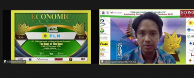 Photo of PLN Raih Tiga Penghargaan Indonesia CSR Award