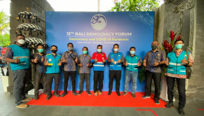 Photo of PLN Sukseskan Gelaran 13th Bali Democracy Forum