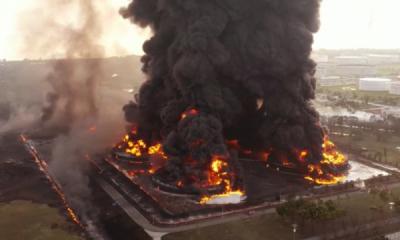 Photo of Polisi Temukan Tindak Pidana Kebakaran Kilang Balongan