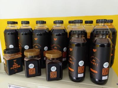 Photo of Produk Madu Mitra Binaan PLN Ekspor ke Singapura