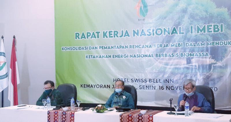 Photo of Rakernas I MEBI: Dorong Pemanfaatan Biomassa Hulu-Hilir Demi Ketahanan Energi dan Ekonomi Nasional