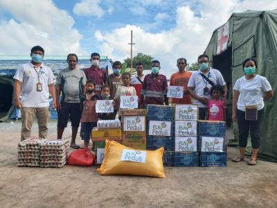 Photo of Ringankan Beban Masyarakat NTT, PLN Beri Bantuan Dana