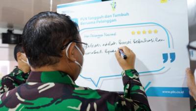 Photo of RS Kepresidenan Gatot Subroto Apresiasi Layanan Kelistrikan