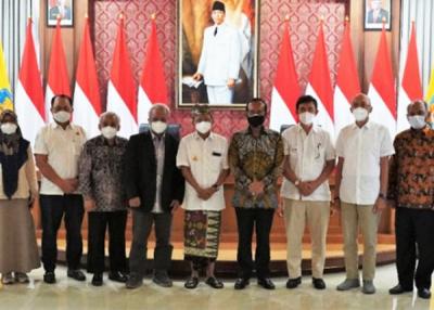 Photo of Sambangi Bali, DEN Bahas Pengelolaan Energi Bersih