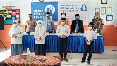 Photo of Siswa MTs Wahyudi Ingin Bantu Orang Tua Agar Bisa Belajar Jarak Jauh