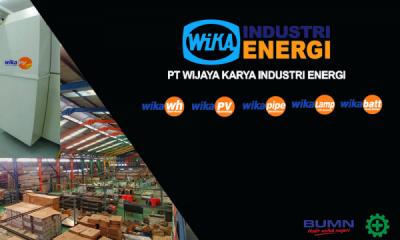 Photo of Spirit Inovasi WIKA Pimpin Pasar Produk Energi Terbarukan