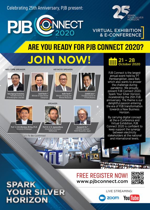 Photo of Sudah Siap Untuk PJB Connect 2020?