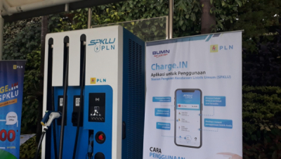 Photo of Target 24.720 unit SPKLU Sepuluh Tahun Ke Depan