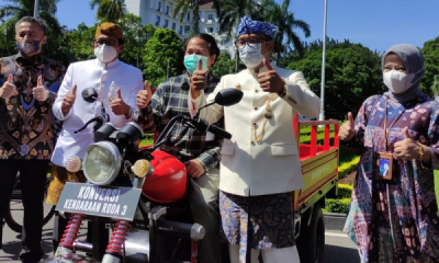 Photo of Tekad Jawa Barat Jadi Pionir Pemakaian Kendaraan Listrik